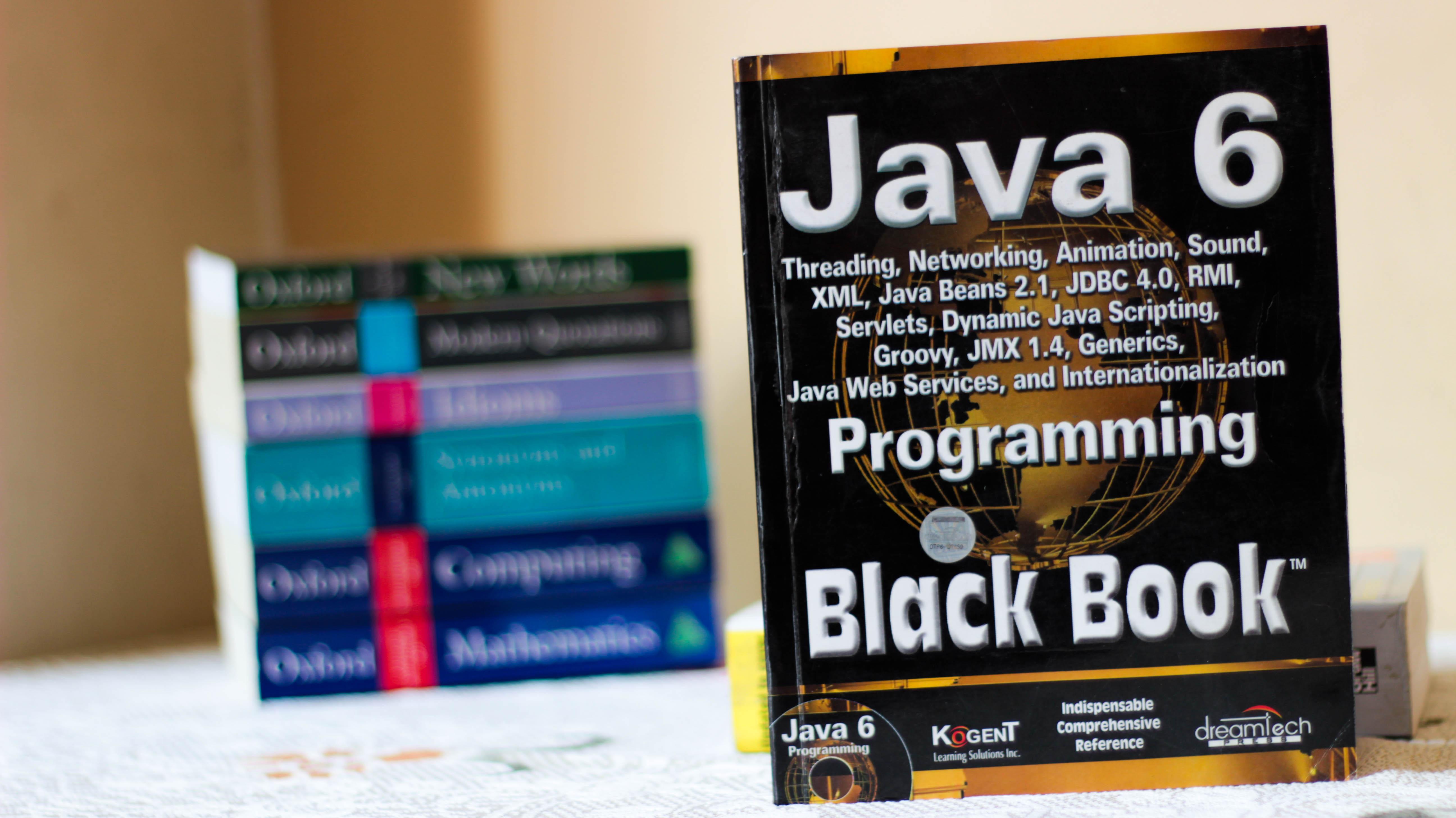 Best Books To Learn Java Programming For Beginners Rebellionrider