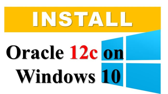 how to install oracle database 12c on windows 10 professional home 64 32 bit Manish Sharma Rebellion Rider