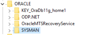 how to uninstall oracle database 11g from windows 10 by manish sharma
