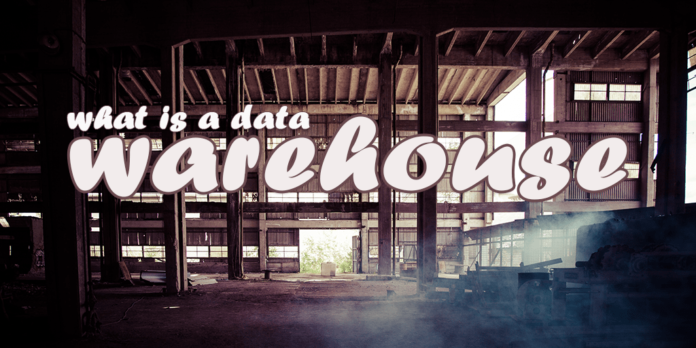 what is a data warehouse by manish sharma