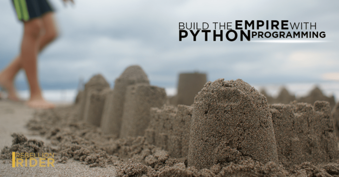 How To Build An Empire With Python Programming