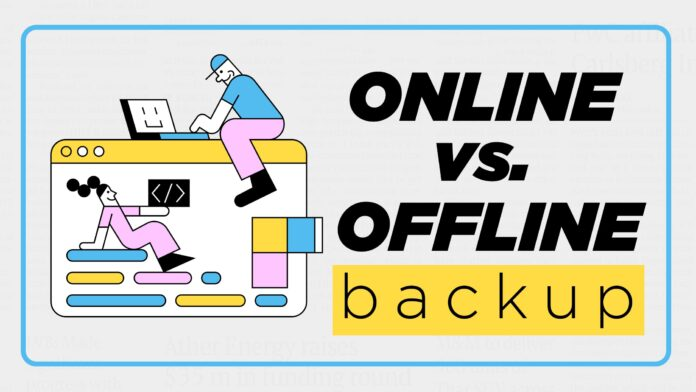 Online vs offline backup in oracle database by oracle ace manish sharma